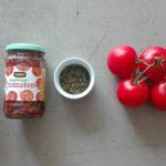 No-nonsense tomatensaus
